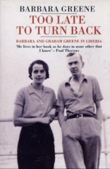 Too Late to Turn Back, Barbara Greene