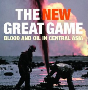 Book:  New Great Game,Kleveman