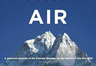 Book: Into Thin Air by Jon Krakauer