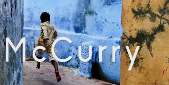 Video & Photo:  Steve McCurry photos at Beetles +Huxley