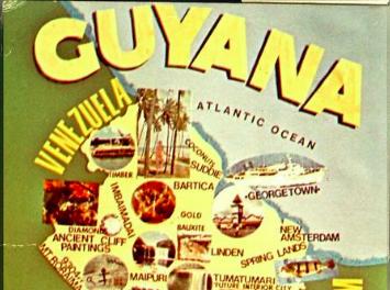 Article:  Frank Bures spills dirty secrets inGuyana