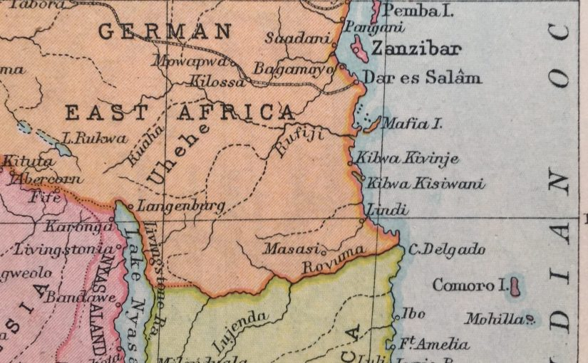 Article:  A lost library inZanzibar