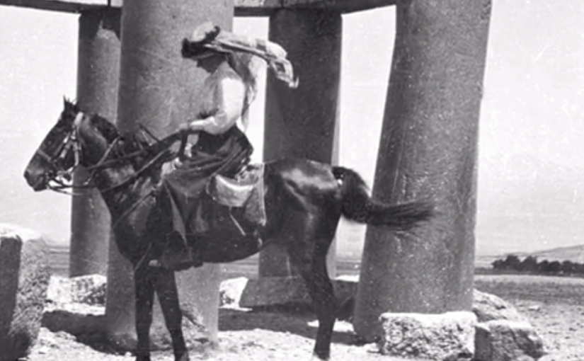 Video:  Gertrude Bell documentary – Letters from Baghdad