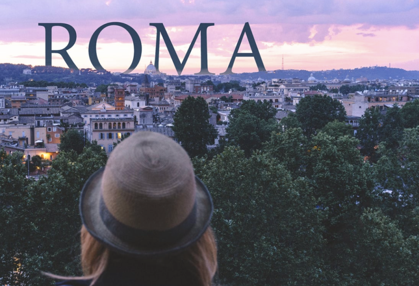 Video:  Roma – city of yearning (3m27s)