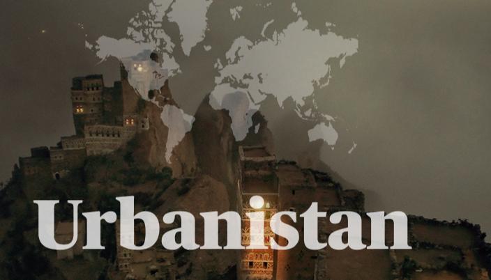 Photo essay:  Urbanistan, a street photographyproject
