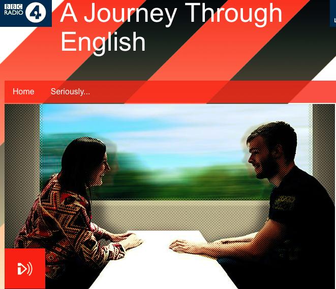 Audio:  A Journey Through English(28mins)