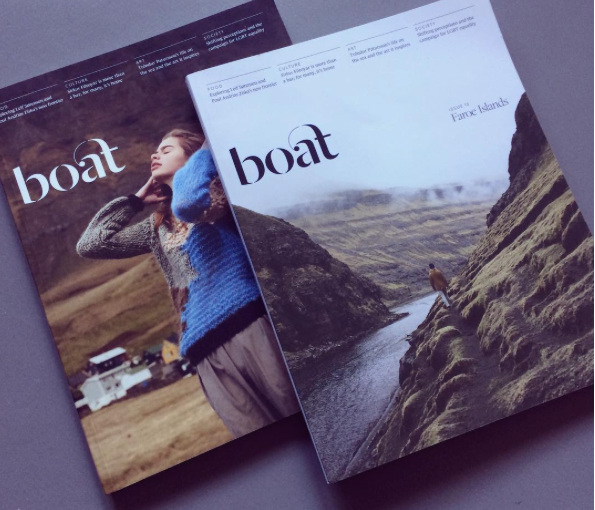 Article & Video: Of Land & Sea, Boat magazine in the Faroe Islands