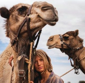 Book & Video: Photographing Robyn Davidson's Tracks